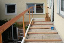 balkon erweiterung von krauss gmbh d 88285 bodnegg rotheidlen ahornstra e 26. Black Bedroom Furniture Sets. Home Design Ideas