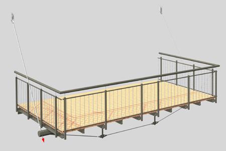 haenge balkon balkon balkonia balkone stehbalkon. Black Bedroom Furniture Sets. Home Design Ideas