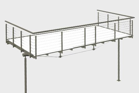 Stehbalkon Stahl Balkon Design Balkon Haengebalkon Krauss Gmbh