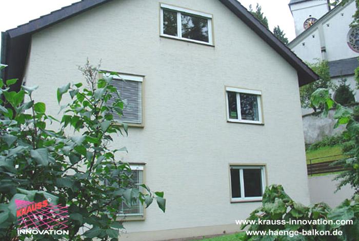 Haenge Balkon Mit Holzbelag In Lindau Von Krauss Gmbh D 88285