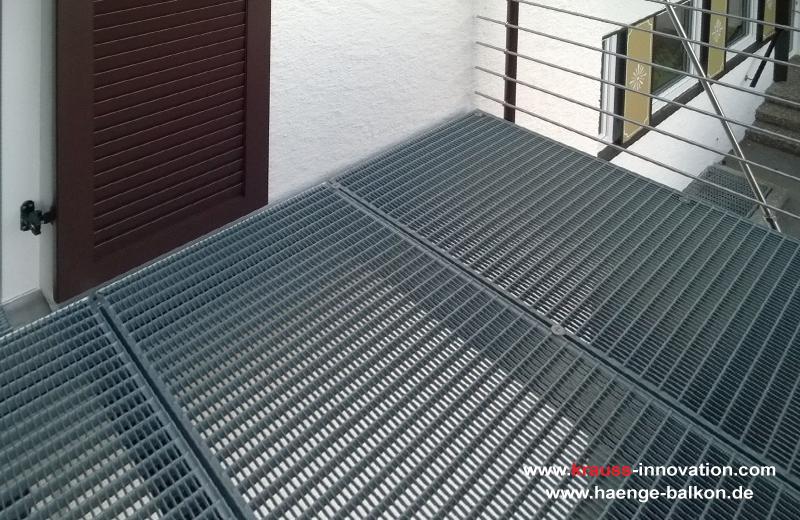 krauss innovation balkone balkonbe ge gel nder balkonsanierung von krauss innovation. Black Bedroom Furniture Sets. Home Design Ideas