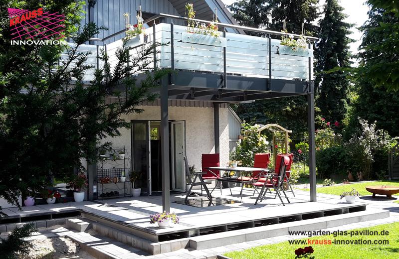 krauss innovation balkone balkonbe ge gel nder. Black Bedroom Furniture Sets. Home Design Ideas